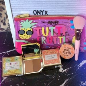 🍍Too Faced Tutti Fruitti Bundle with Bag